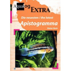 THE LATEST APISTOGRAMMA, AQUALOG EXTRA