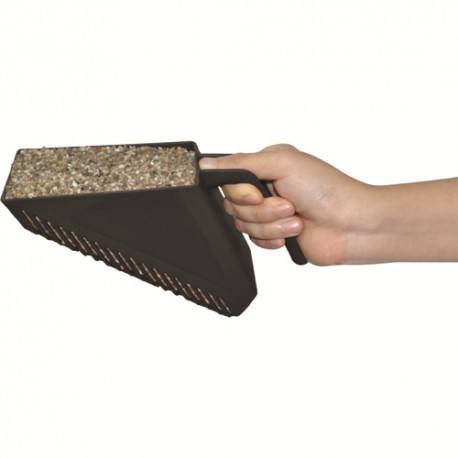 Nirox easy gravel scoop 180 x 85 mm