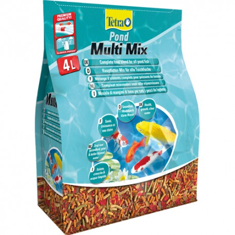 TETRAPOND MULTIMIX 4 LTR