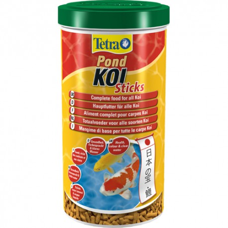 TETRAPOND KOI STICKS 1 LTR.