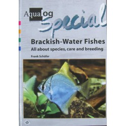 Brackish-Water Fishes, Aqualog Special, Schäfer, Frank