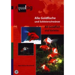 AQUALOG-ALL GOLDFISH & VARIETIES