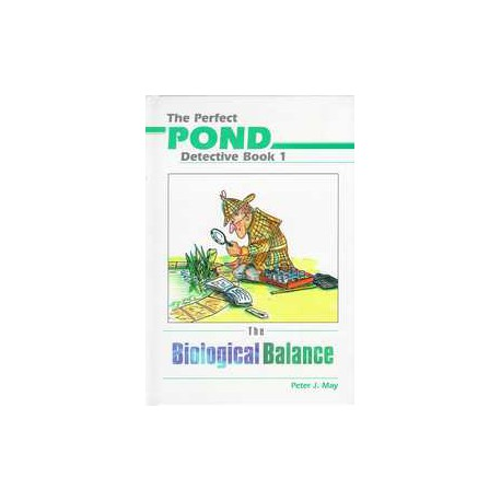 PERFECT POND DETECTIVE.BOOK 1.BIOLOGI.