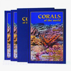 CORALS OF THE WORLD 3 BIND, VERON