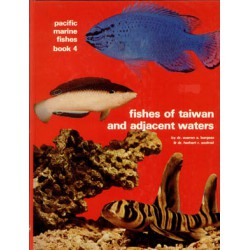 PACIFIC MARINE FISHES BOOK 4, FISHES OF TAIWAN & ADJACENT WATERS