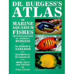 DR.BURGESS´S ATLAS OF MARINE AQUARIUM FISHES