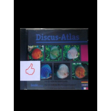 DISKUS ATLAS CD-ROM