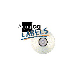 LABELS VERSION 3 STK. CD-ROM 13000 FISK I EXCEL