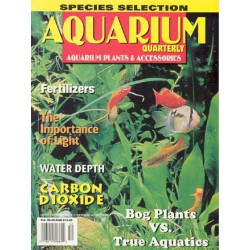AQUARIUM QUARTERLY- AQUARIUM PLANTS & ACCESSORIES,