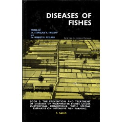 DISEASES OF FISHES BOOK 3, DR. SARIG,