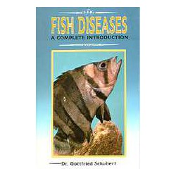 FISH DISEASES, COMPL. GUIDE, SCHUBERT