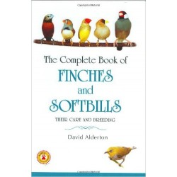 FINCHES AND SOFTBILLS, COMPLETE BOOK OF