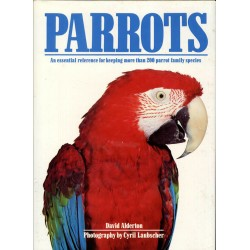 PARROTS, DAVID ALDERTON