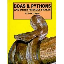 BOAS, PYTHONS & OTHER FRIENDLY SNAKES