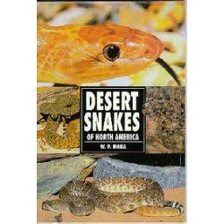 DESERT SNAKES OF NORTH AMERICA