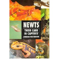 NEWTS, CARE IN CAPTIVITY