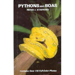 PYTHONS AND BOAS, STAFFORD,