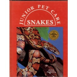 SNAKES, JUNIOR PET CARE, VRBOVA