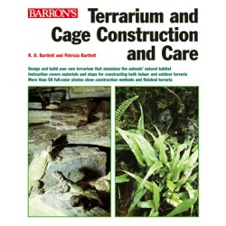 TERRARIUM AND CAGE CONSTRUCTION AND CARE, BARTLETT