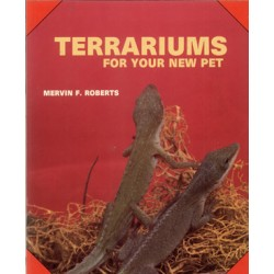 TERRARIUMS, NEW PET, ROBERTS