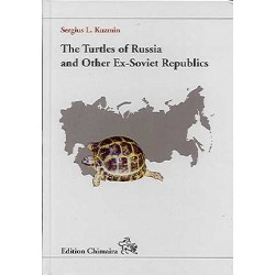 Turtles of Russia and Other Ex-Soviet Republics, Kuzmin