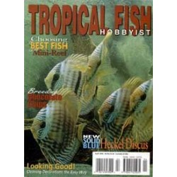 TROPICAL FISH HOBBYIST 2002 APRIL