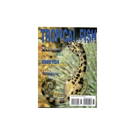 TROPICAL FISH HOBBYIST 2002 JUNI