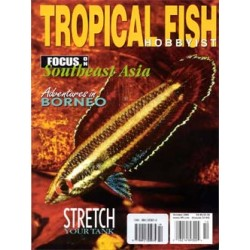 TROPICAL FISH HOBBYIST 2002 OKTOBER