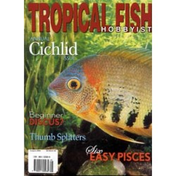 TROPICAL FISH HOBBYIST 2003 AUGUST