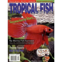 TROPICAL FISH HOBBYIST 2003 DECEMBER