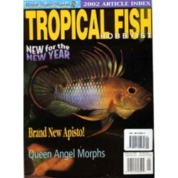 TROPICAL FISH HOBBYIST 2003 JANUAR