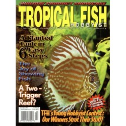 TROPICAL FISH HOBBYIST 2004 DECEMBER