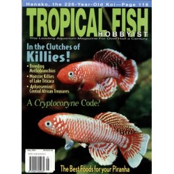 TROPICAL FISH HOBBYIST 2004 MAJ