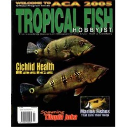TROPICAL FISH HOBBYIST 2005 JULI