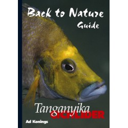 TANGANYIKA CICHLIDER, BACK TO NATURE, KONINGS