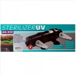 STERILIZER UV AS LAMP 9W