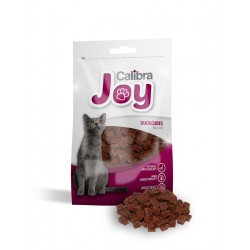 14 stk. JOY Cat Duck cubes 70g (med and)