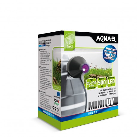 Aquael Mini UV LED